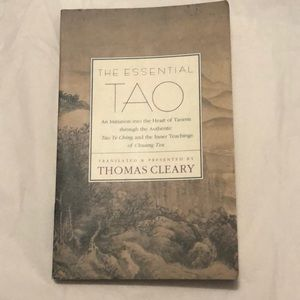 The Essential Tao Softcover
